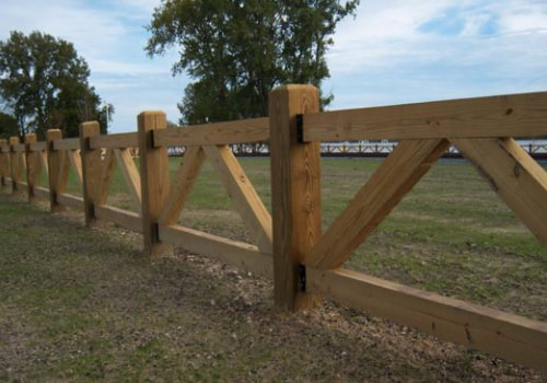 Ranch Style Fence and Gates