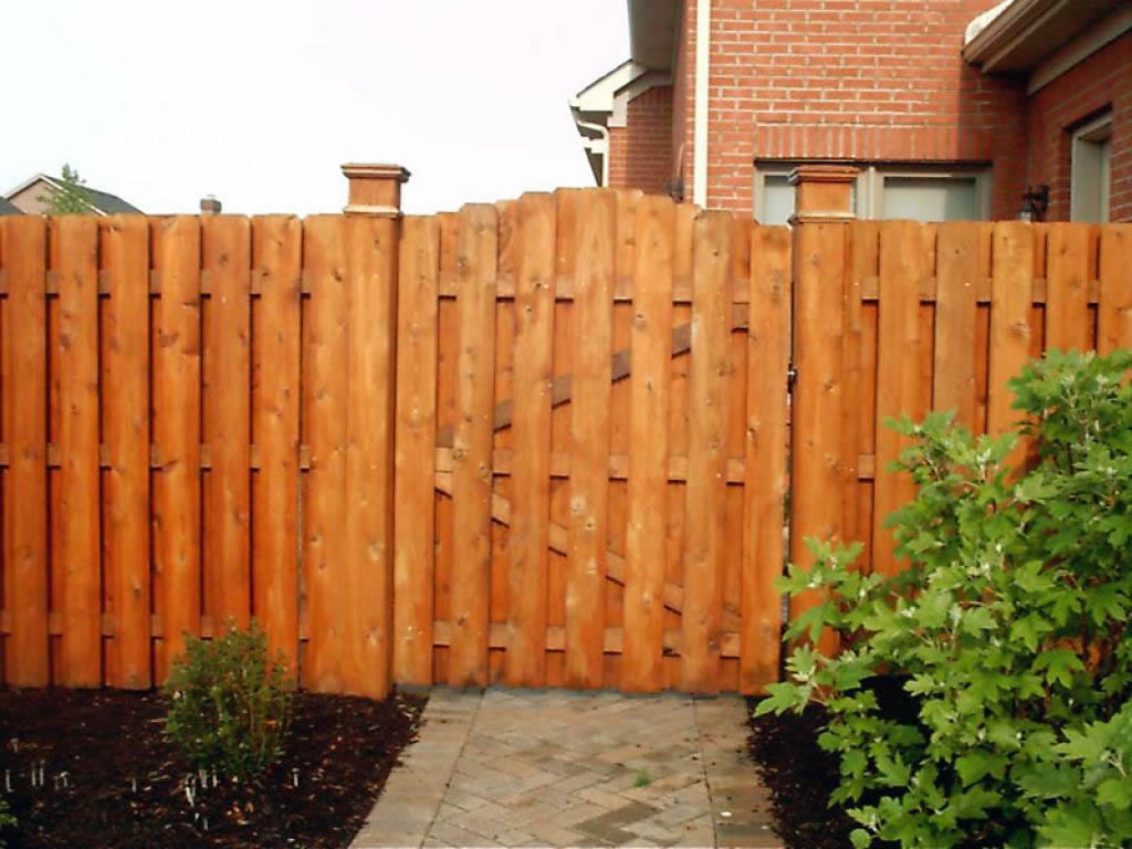 Shadowbox Fence Builder Rockwall, TX